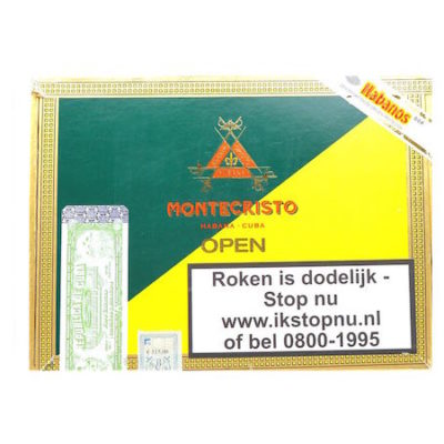 Montecristo-Open-Eagle-box