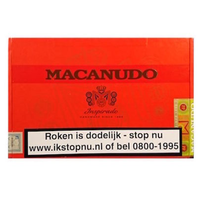 Macanudo Orange Inspirado Robusto