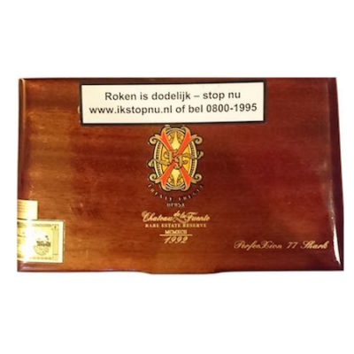 Opus X PerfecXion 77 Shark box