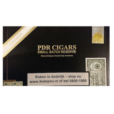 PDR-Small-Batch-Reserve-Maduro-Robusto-box
