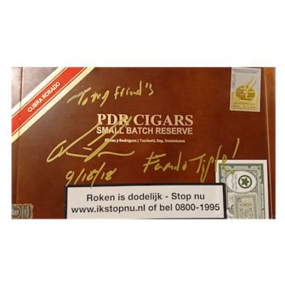 PDR-Small-Batch-Robusto-Signed-Box