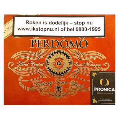 Perdomo-Factory-Tour-Connecticut-Robusto